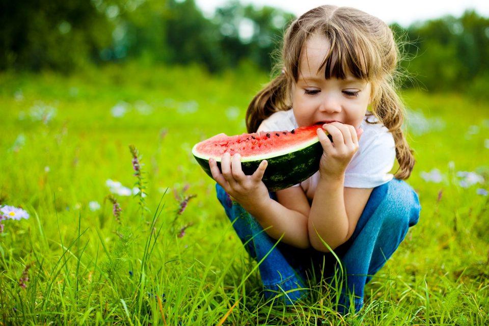 child fruit ED